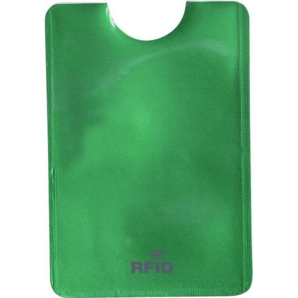 Tarjetero Recol Makito - Verde