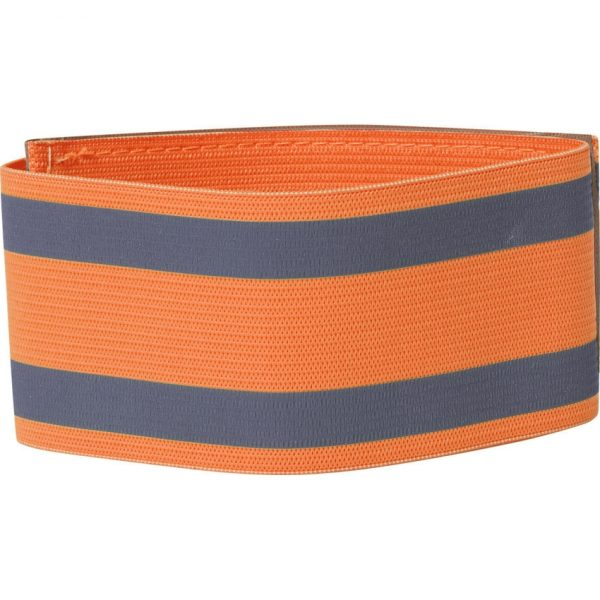 Brazalete Reflectante Picton Makito - Naranja Fluor