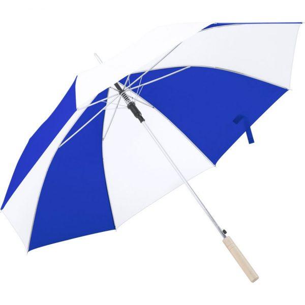 Paraguas Korlet Makito - Blanco / Azul