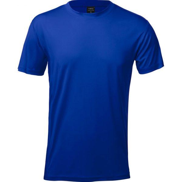 Camiseta Adulto Tecnic Layom Makito - Azul