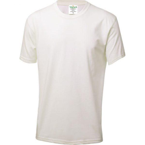 """Camiseta Adulto """"keya"""" Organic Natural Makito - Natural"""