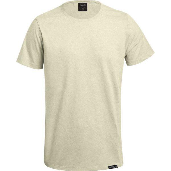 Camiseta Adulto Vienna Makito - Natural