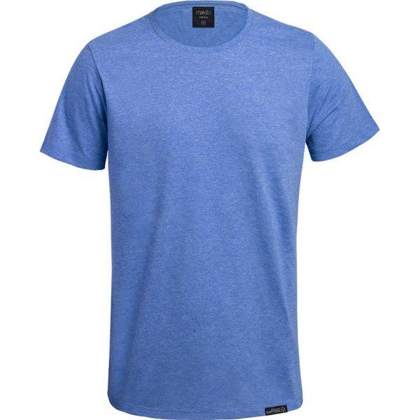 Camiseta Adulto Vienna Makito - Azul