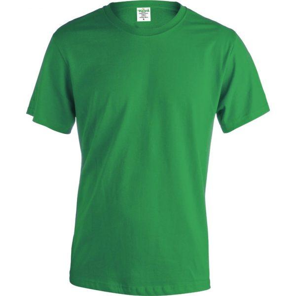 "Camiseta Adulto ""keya"" Organic Color Makito - Verde"