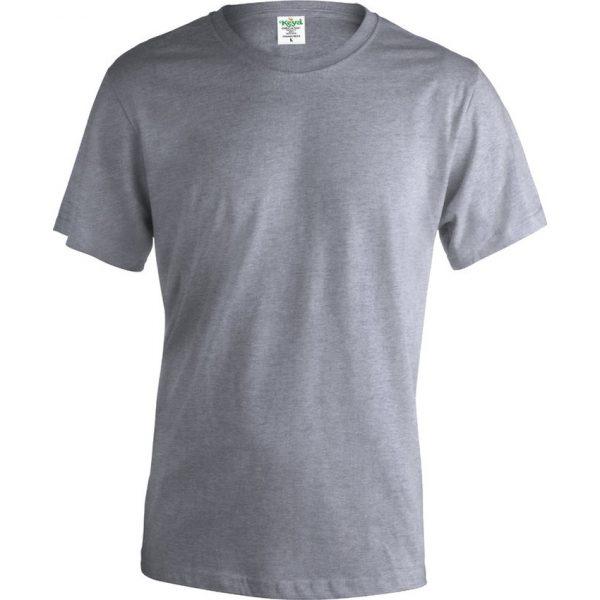"Camiseta Adulto ""keya"" Organic Color Makito - Gris"