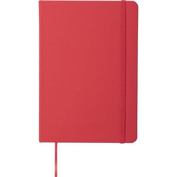 Bloc Notas Antibacteriano Kioto Makito - Rojo