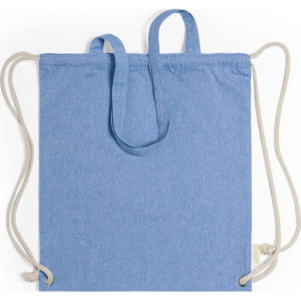 Bolsa Mochila Fenin Makito - Azul
