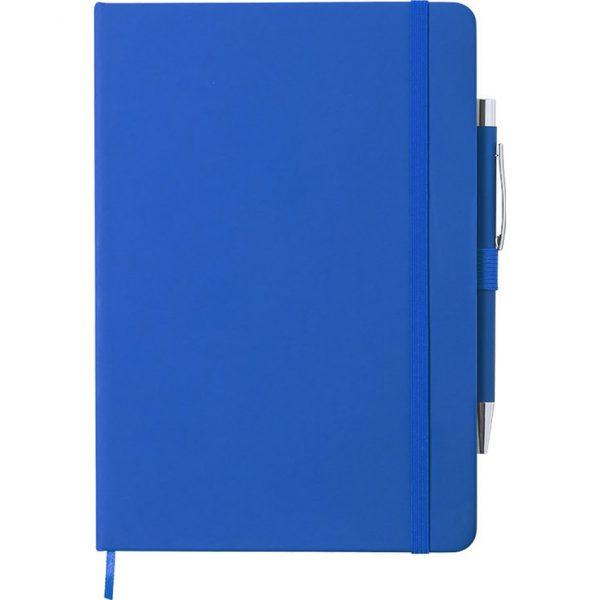 Bloc Notas Robin Makito - Azul