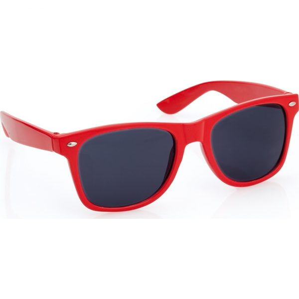 Gafas Sol Xaloc Makito - Rojo