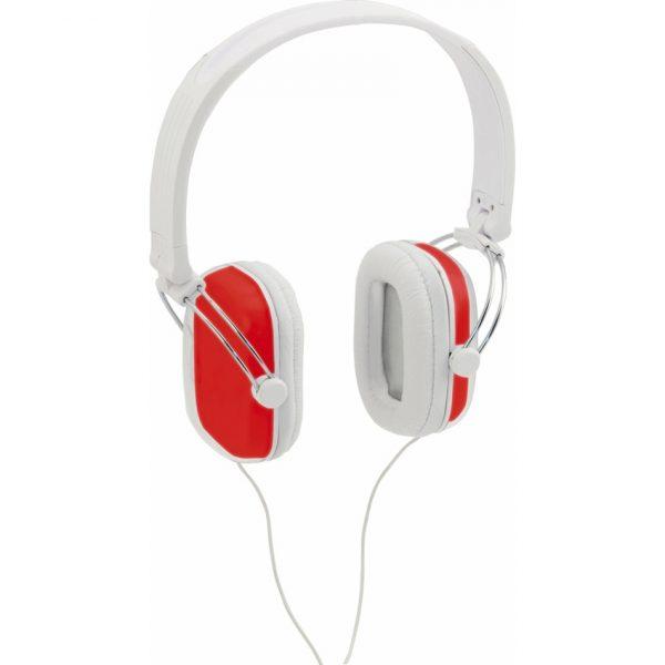 Auriculares Tabit Makito - Rojo