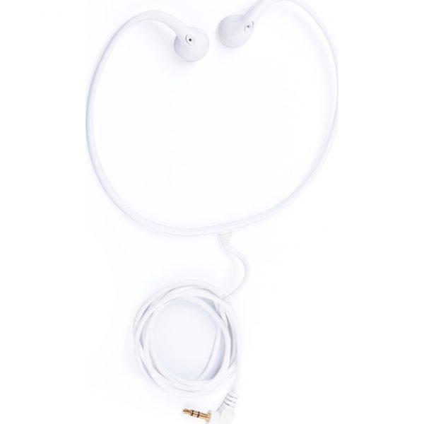 Auriculares Hoos Makito - Blanco