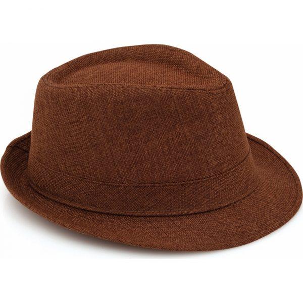 Sombrero Get Makito - Marron
