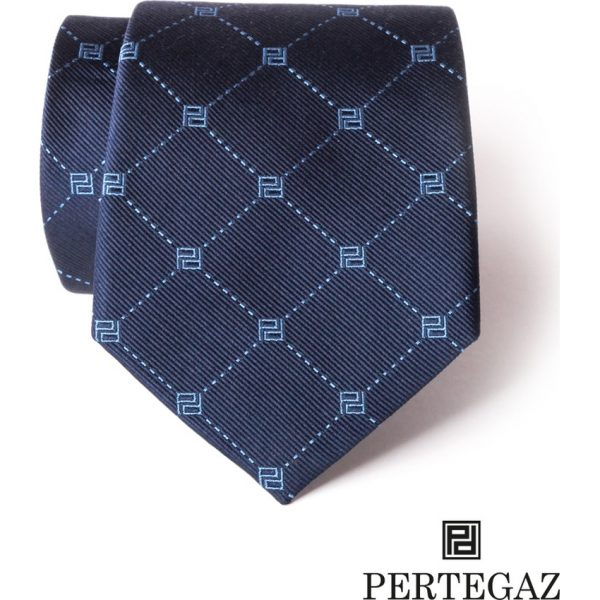 Corbata Brook Pertegaz - Marino