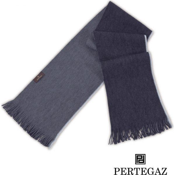 Bufanda Reversible Coty Pertegaz - Gris