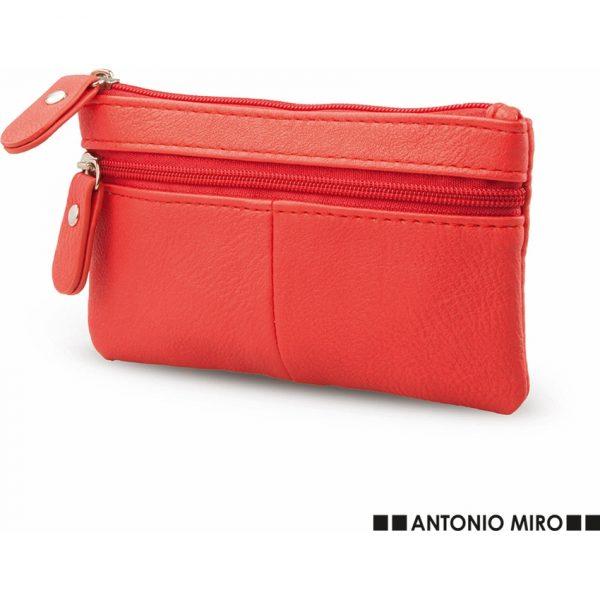 Monedero Ferni Antonio Miró - Rojo