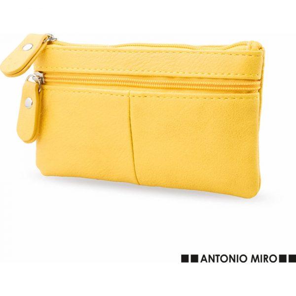 Monedero Ferni Antonio Miró - Amarillo