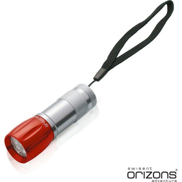 Linterna Lumosh Orizons - Rojo