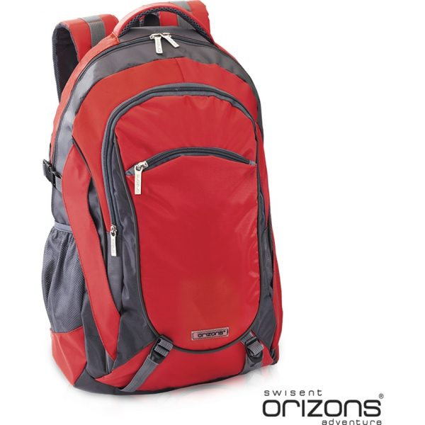Mochila Virtux Orizons - Rojo