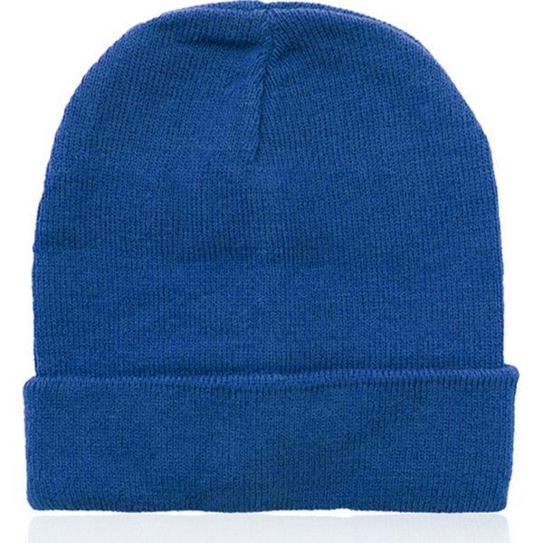 Gorro Lana Makito - Azul