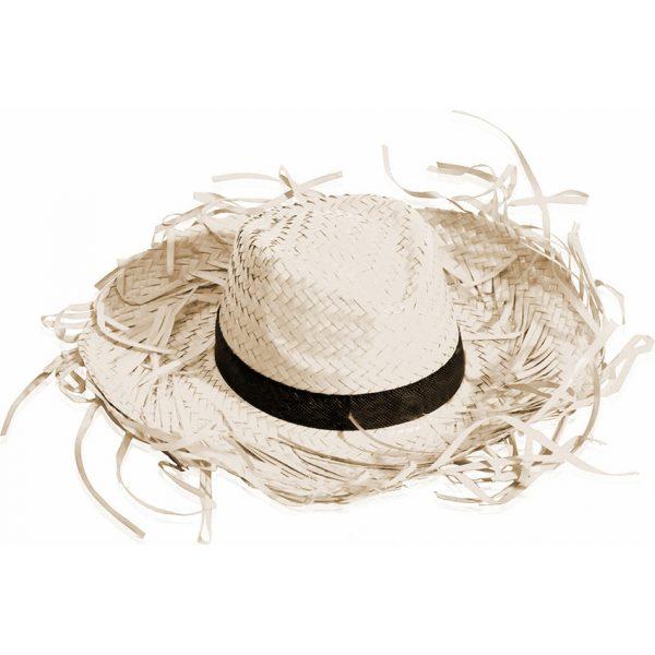 Sombrero Filagarchado Makito - Natural