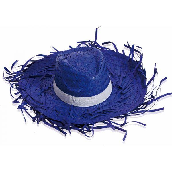 Sombrero Filagarchado Makito - Azul