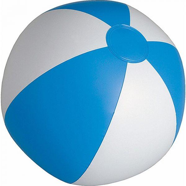 Balón Portobello Makito - Blanco / Azul