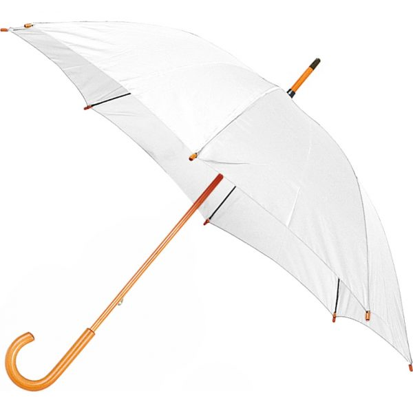 Paraguas Santy Makito - Blanco