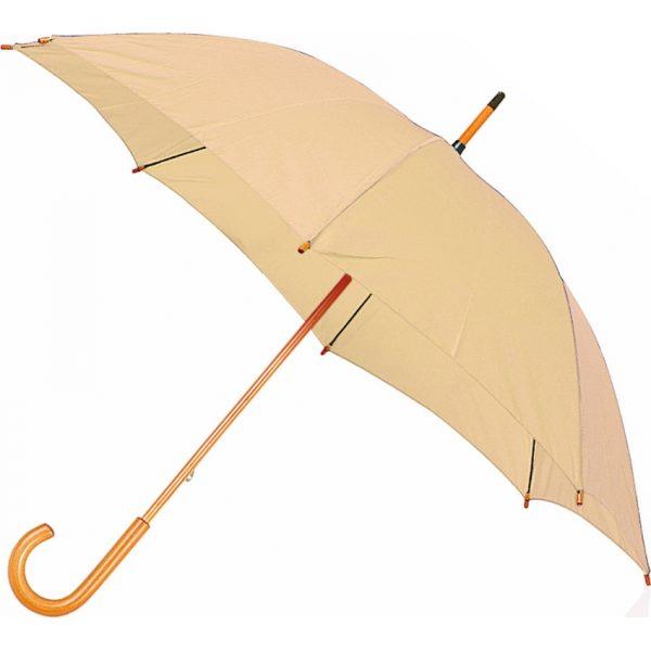 Paraguas Santy Makito - Natural
