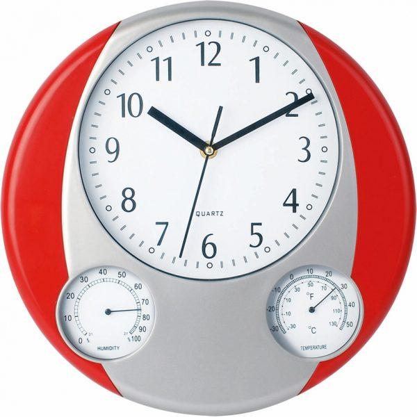 Reloj Prego Makito - Rojo