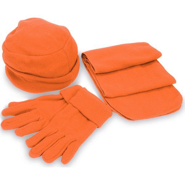 Set Glen Makito - Naranja