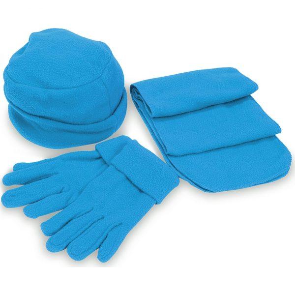 Set Glen Makito - Azul