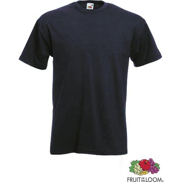 Camiseta Adulto Color Heavy-T Makito - Marino