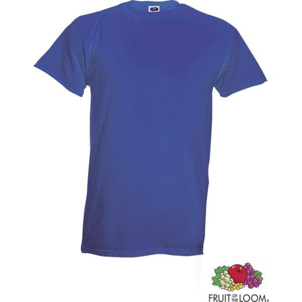 Camiseta Adulto Color Heavy-T Makito - Azul