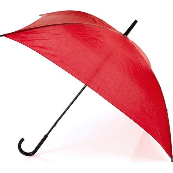 Paraguas Square Makito - Rojo