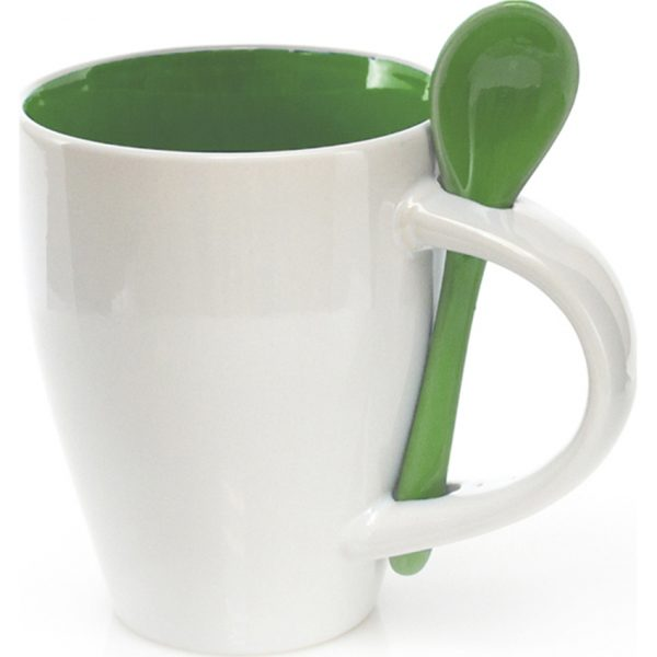 Taza Cotes Makito - Verde