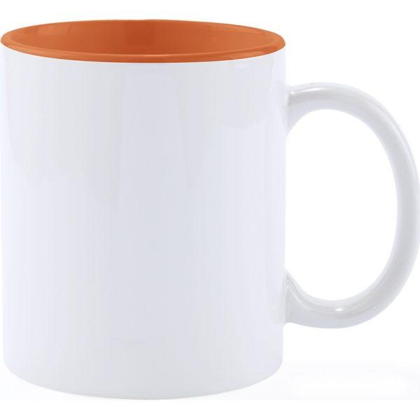 Taza Loom Makito - Naranja