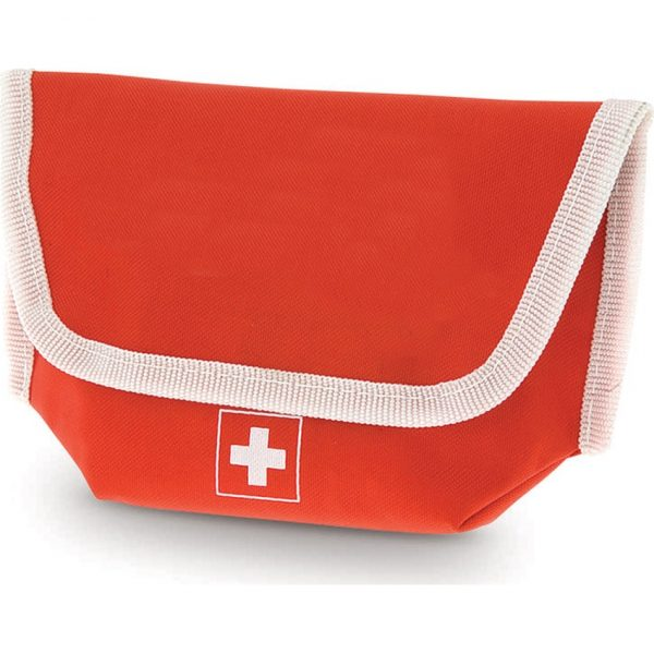 Kit Emergencia Redcross Makito - Rojo