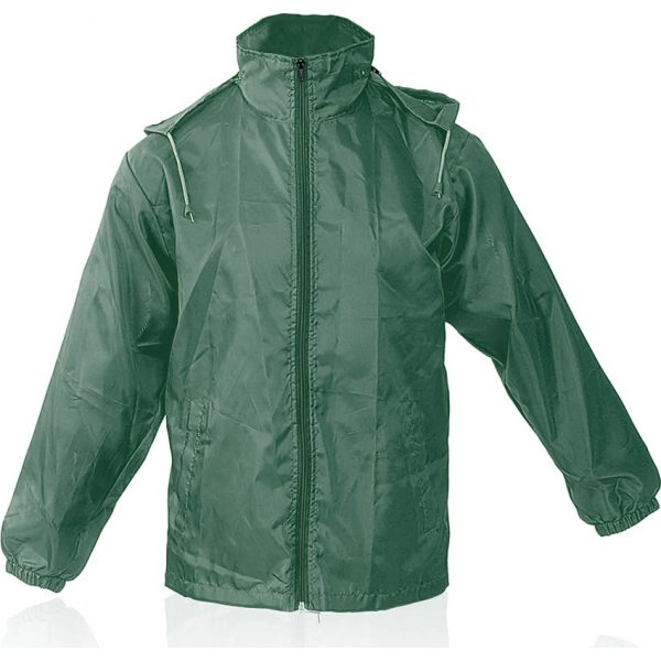 Impermeable Grid Makito - Verde