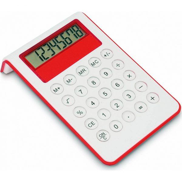Calculadora Myd Makito - Rojo