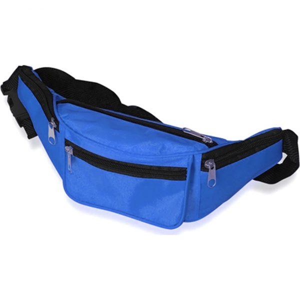 Riñonera Crown Makito - Azul