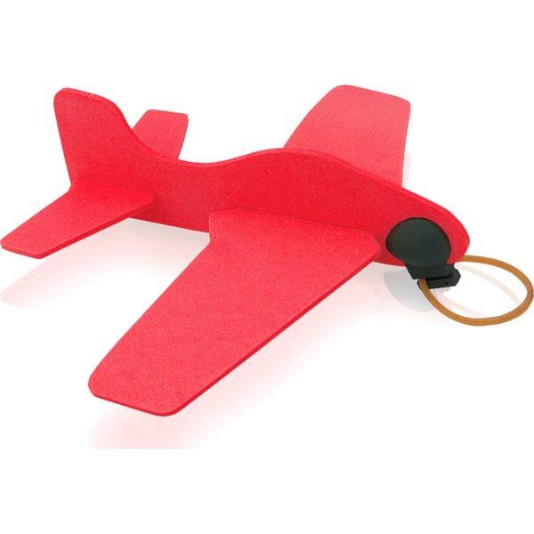 Avioneta Barón Makito - Rojo