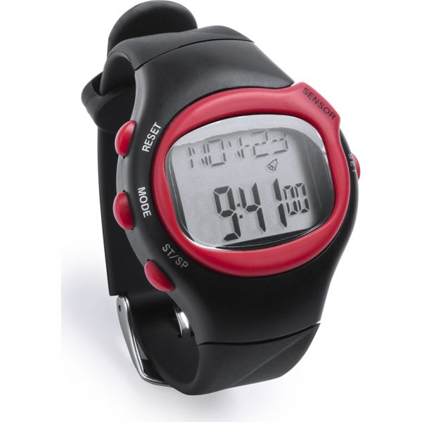 Reloj Lewis Makito - Rojo