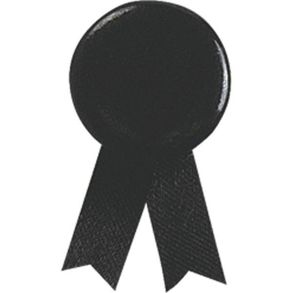 Pin Lazo Solidario Makito - Negro