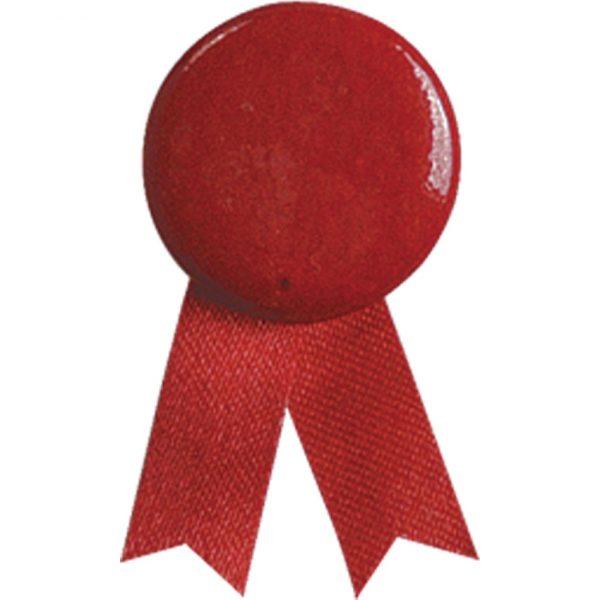 Pin Lazo Solidario Makito - Rojo