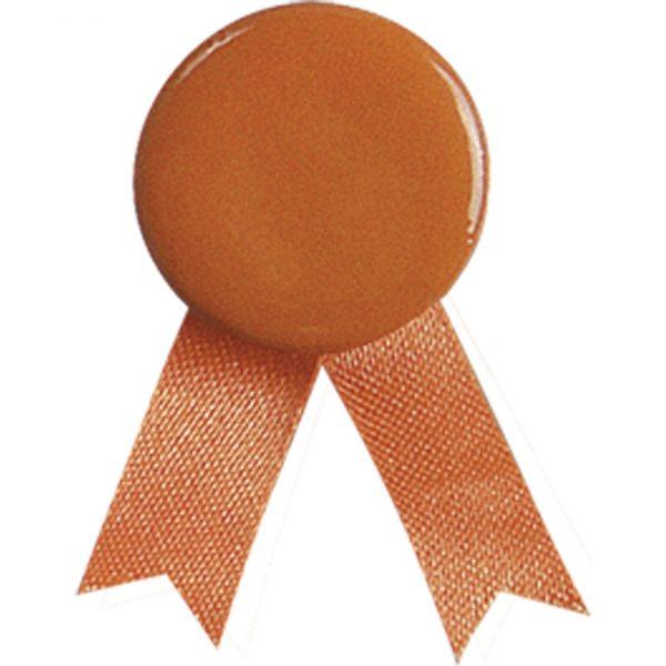 Pin Lazo Solidario Makito - Naranja
