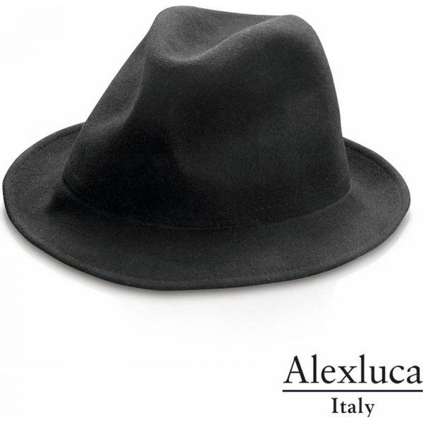 Sombrero Boccaccio Alexluca - Negro