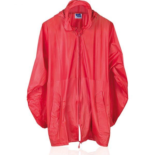 Impermeable Hips Makito - Rojo