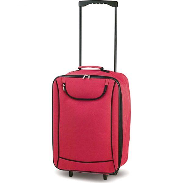 Trolley Plegable Soch Makito - Rojo