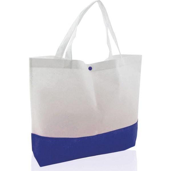 Bolsa Bagster Makito - Blanco / Azul