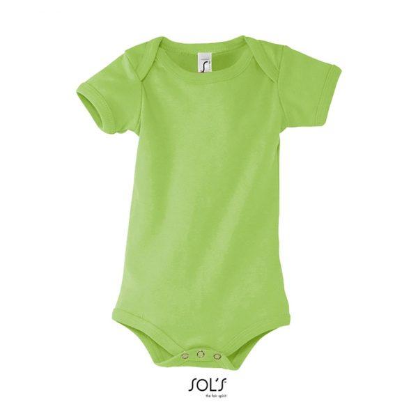 Body Bambino Niño Sols - Verde Manzana
